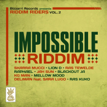 IMPOSSIBLE RIDDIM COVER