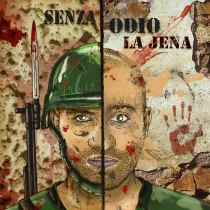 LA JENA - SENZA ODIO cover front