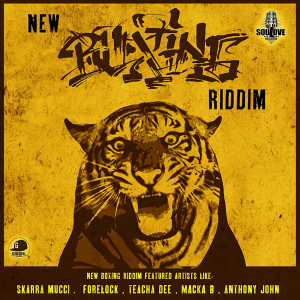 New Boxing Riddim [Soulove Records 2014]