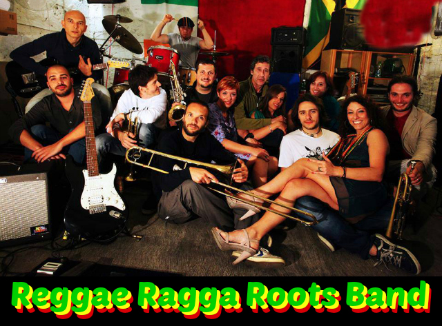 Reggae Ragga Roots Band