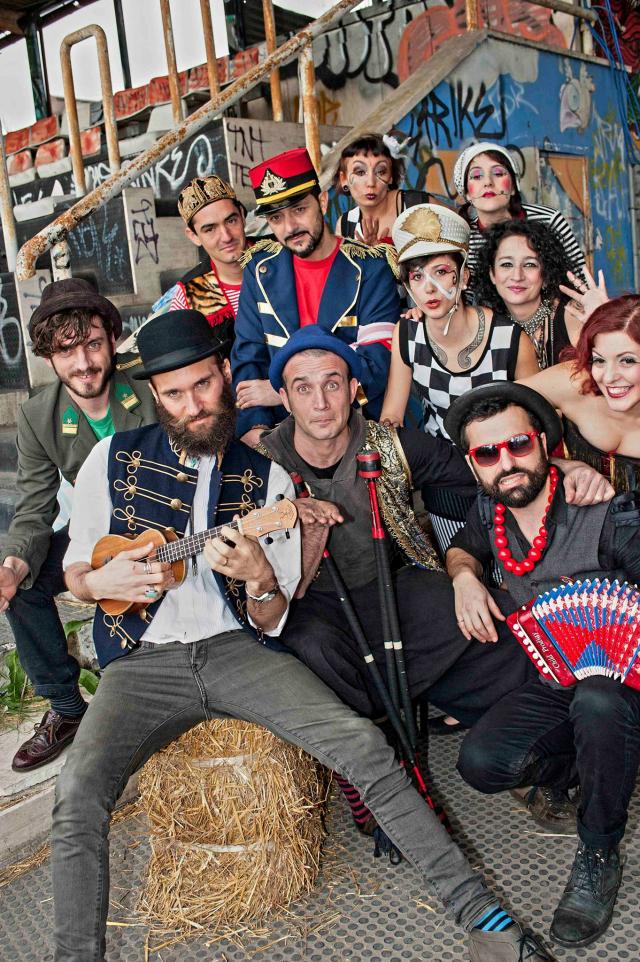 Reggae Circus 2