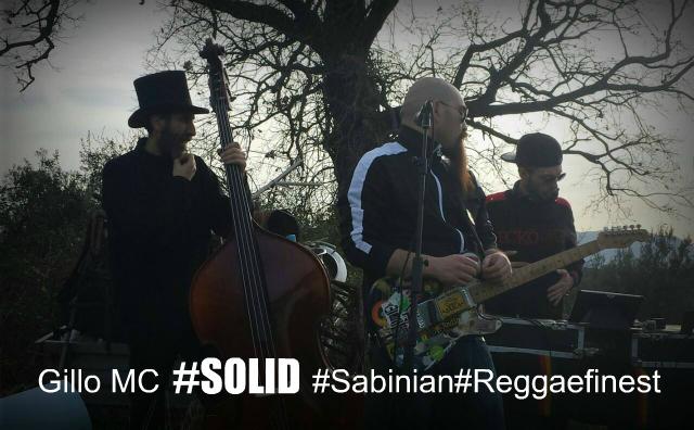 Gillo MC #SOLID #Sabinian#Reggaefinest