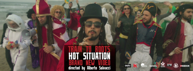 Hot Situation - Train To Roots,