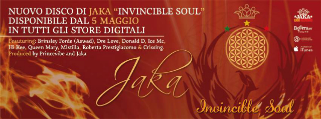 INVINCIBLE SOUL JAKA
