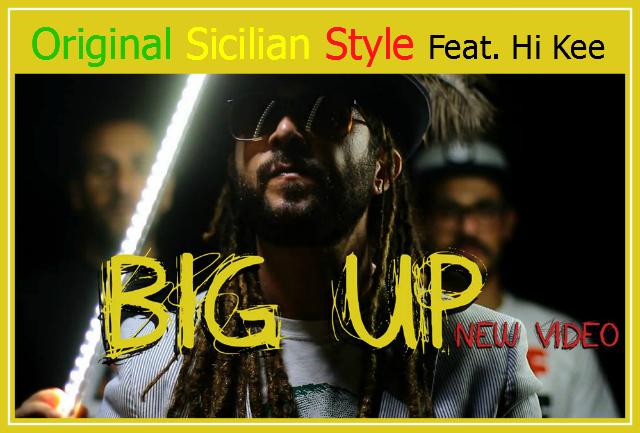 Original Sicilian Style Feat . Hi Kee Banner