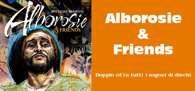 banner Alborosie & Friends