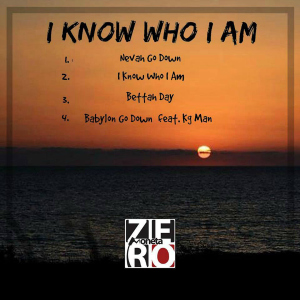 """JAH HEARD - I Know Who I Am EP"""""""
