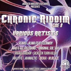 CHRONIC RIDDIM Side B