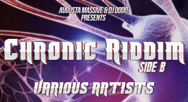 CHRONIC RIDDIM Side Banner