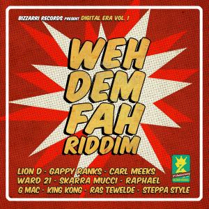 Weh Dem Fah Riddim Cover