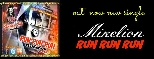 run run run mikelion banner