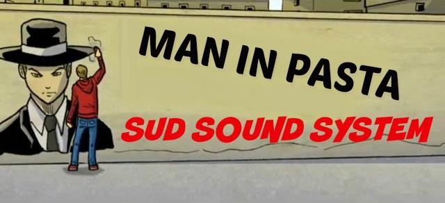 sssMan in pasta video banner