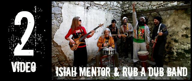 Isiah Mentor & Rub a Dub Band BANNER