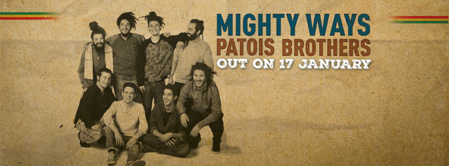 Patois Brothers Mighty Ways Banner
