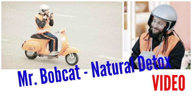 Mr. Bobcat video Natural Detox