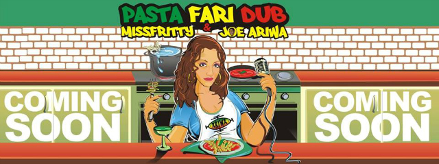 Miss Fritty & Joe Ariwa - Pastafari