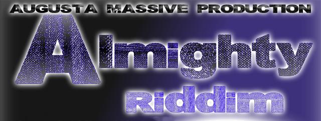 Allmighty Riddim banner