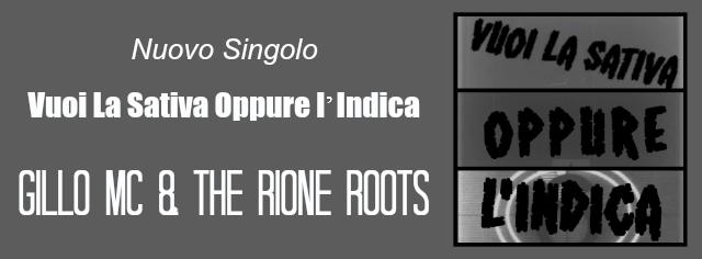 Gillo Mc & The Rione Roots banner
