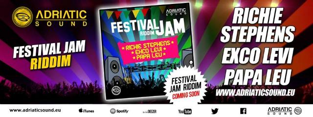 ADRIATIC SOUND FESTIVAL JAM RIDDIM