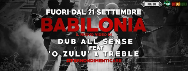 DUB ALL SENSE ft.Zulù & Treble