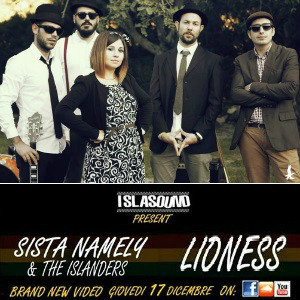 Cover Sista Namely Lioness