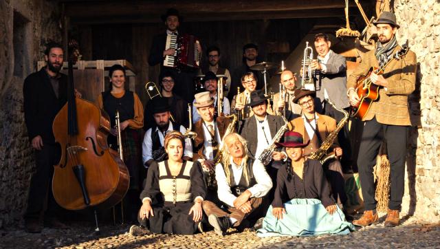 North East Ska*Jazz Orchestra
