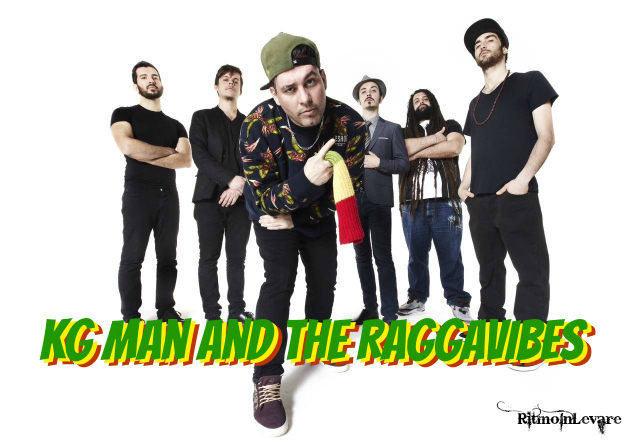 KG Man and The Raggavibes