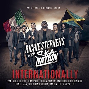 Cover RICHIE STEPHENS & THE SKA NATION BAND