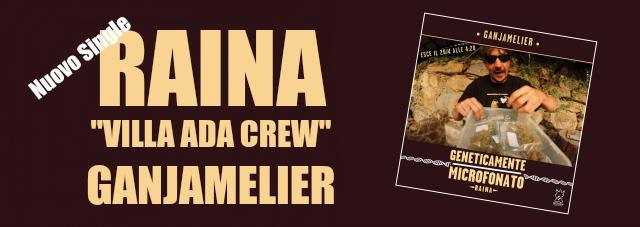 GANJAMELIER - RAINA - VILLA ADA CREW
