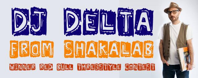 Dj Delta banner