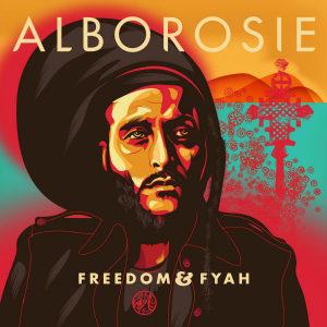 alborosie freedom & fyah cover